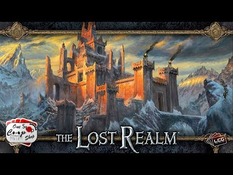 LOTR LCG: The Lost Realm Quest 2 Playthrough Part 1