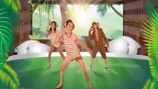 Just Dance Kids Five Little Monkeys Dancing Game