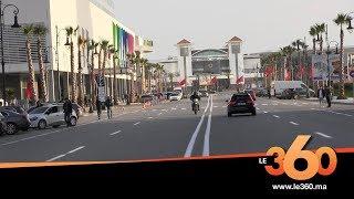 Le360.ma •بالفيديو. محطة طنجة في حلتها الجديدة قبل انطلاق قطار