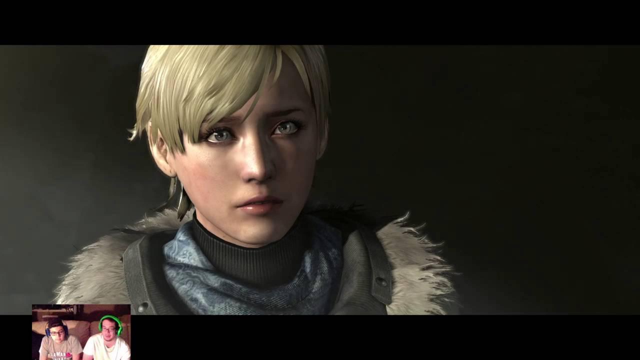 Resident Evil 6: Sherry / Jake Gameplay - Cap 3 Completo
