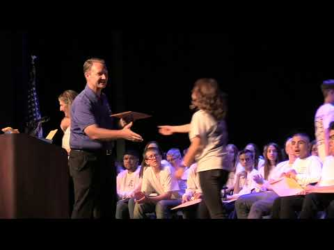 Safford Middle School 8th Grade Promotion 2019