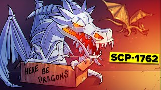 SCP-1762 - Where The Dragons Went (SCP Animation)