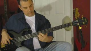 Visions of China - Mick Karn Bass Lessons