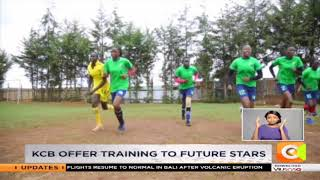 KCB to offer training to future volleyball stars