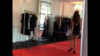 Casting for Design Care Fashion Show by Rubin Singer Thumbnail