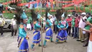 mayilattam folk dances