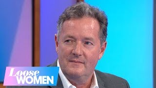 Piers Morgan Becomes an Agony Uncle | Loose Women