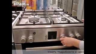 Плита газовая Bosch HGG 245255 R видео обзор