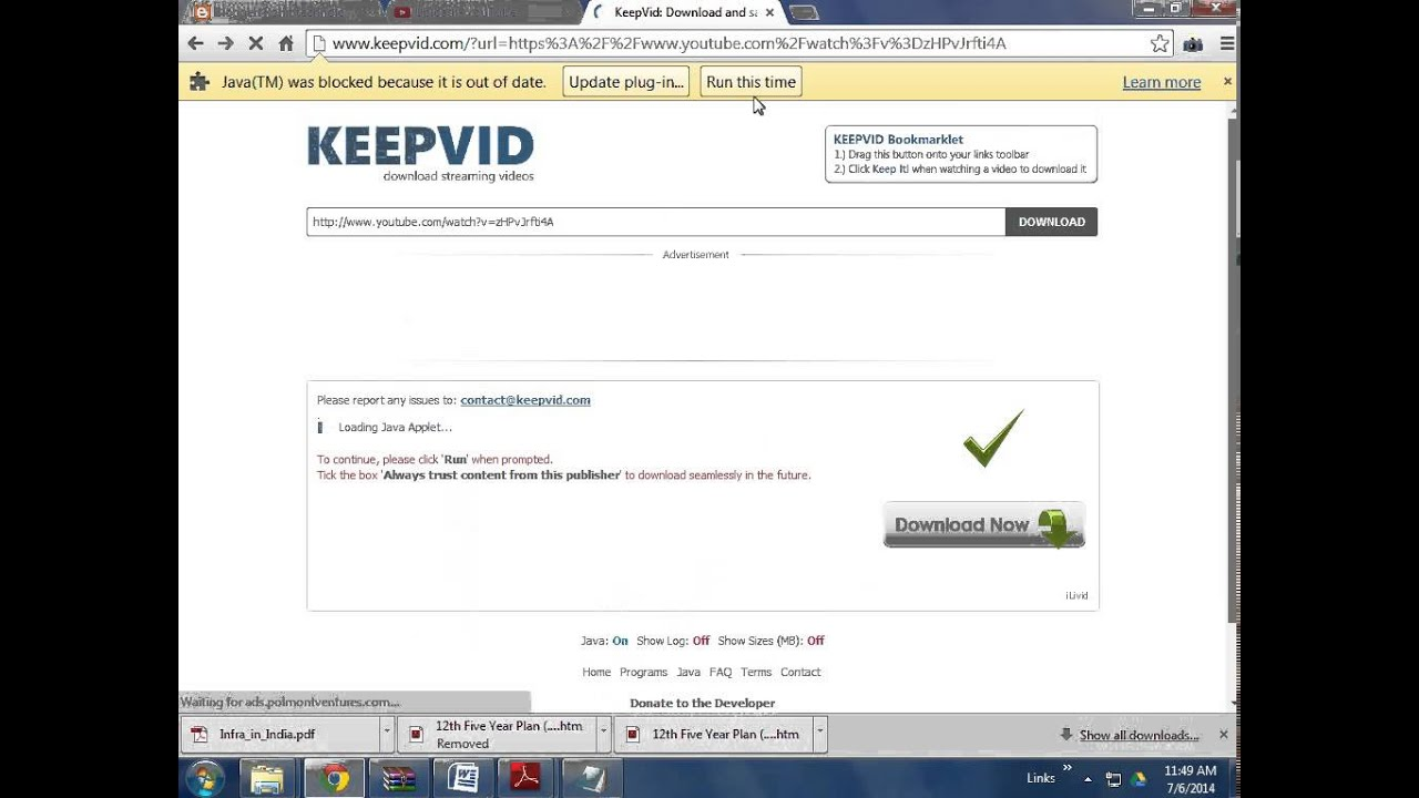 How to download youtube videos using keepvid youtube how to download youtube videos using keepvid ccuart Gallery