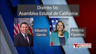 Estos son los dos canditados a la contienda de Asamblea del Distrito 56
