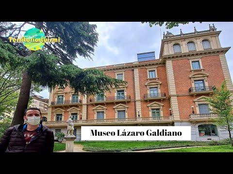 Visita al MUSEO LÁZARO GALDIANO - MADRID