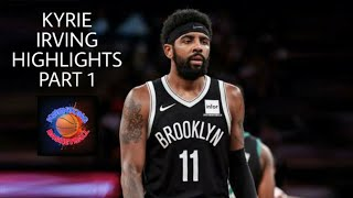 Kyrie Irving Highlights 2019 2020 Part 1