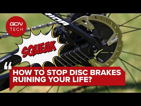 How To Stop Disc Brakes From Ruining Your Life | GCN Tech Clinic #AskGCNTech