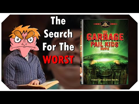 The Garbage Pail Kids Movie - The Search For The Worst - IHE
