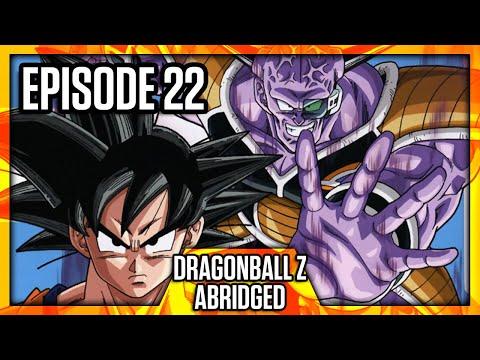 DragonBall Z Abridged: Episode 22 - TeamFourStar (TFS)