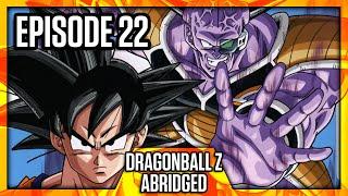 DragonBall Z Abridged Episode 22 - TeamFourStar TFS