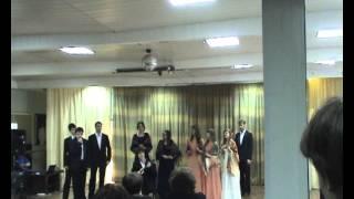 Академический хор НГУ - ''Ах, Самара-городок''