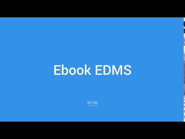 Ebook EDMS - Gestão de Documentos e Processos de Engenharia