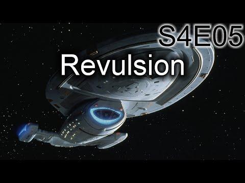 Star Trek Voyager Ruminations: S4E05 Revulsion