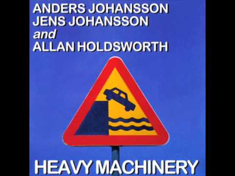 Jens Johansson, Anders Johansson, Allan Holdsworth - Macrowaves (Full Ver.)