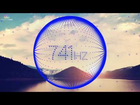 Solfeggio 741 Hz ◈ Awaken Intuition ◈ Helps in Toxin Release | Pure Miracle Tones ✿ S4T7
