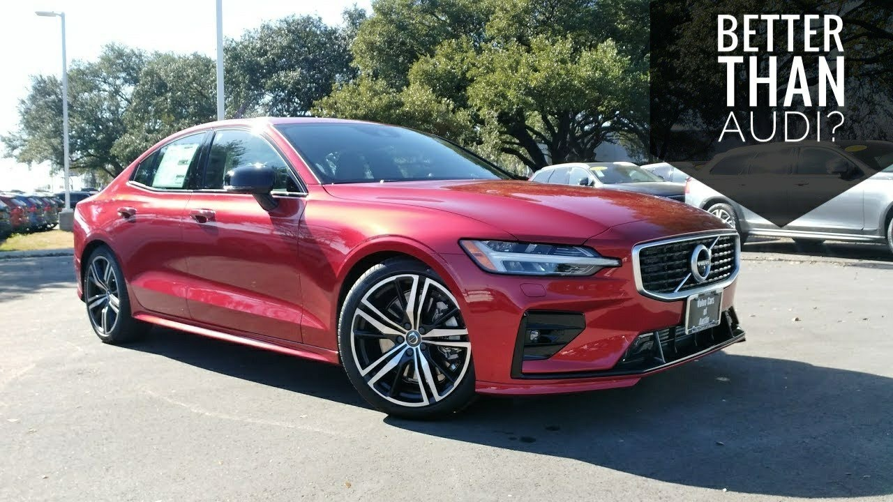 2019 Volvo S60 T6 R Design Awd Polestar Quick Drive And Price Youtube