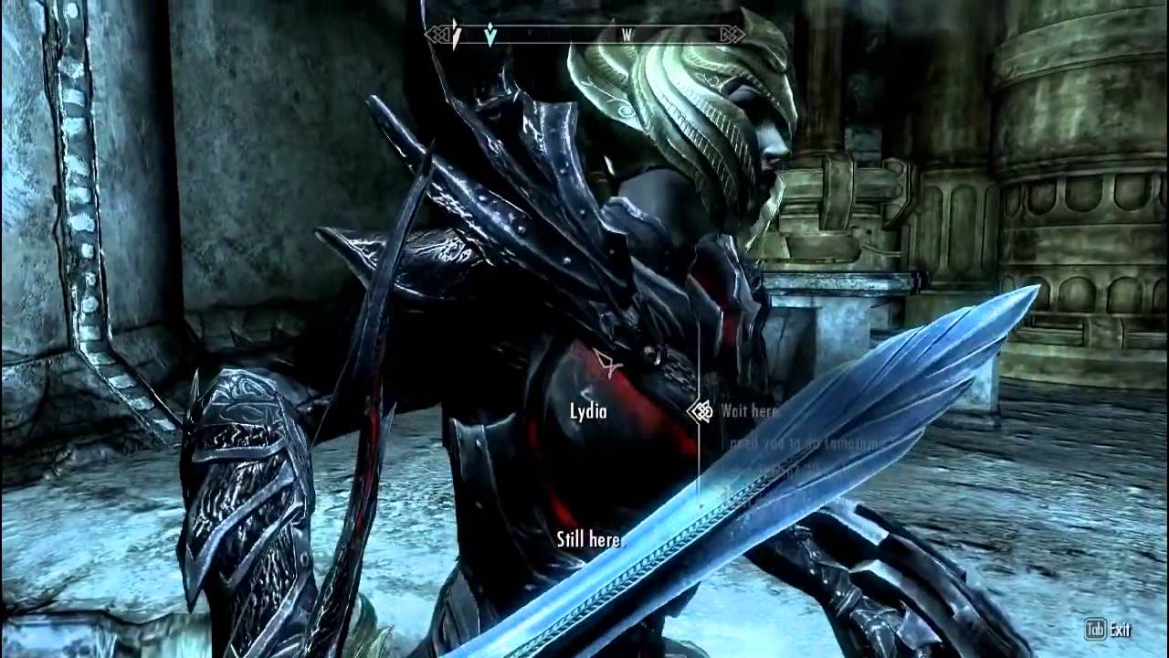 How to Learn Dragon Shouts in Skyrim - How to do anything