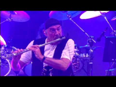 PFM & Ian Anderson - Bouree - Live Prog Exhibition