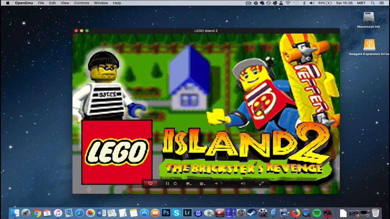 How To Install Lego Island 2: The Brickster's Revenge on MAC? [GBA Emulator  Tutorial]