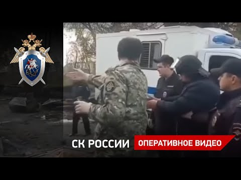 В Ярославской области задержан подозреваемый в убийстве семи человек