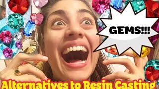 💎 DIY Cosplay Gem Tutorial WITHOUT Resin Casting 💎