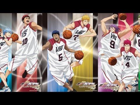 Popular Videos - Kuroko's Basketball: Last Game - YouTube