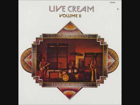 Cream - Live Cream II - 1 - Deserted Cities of the Heart