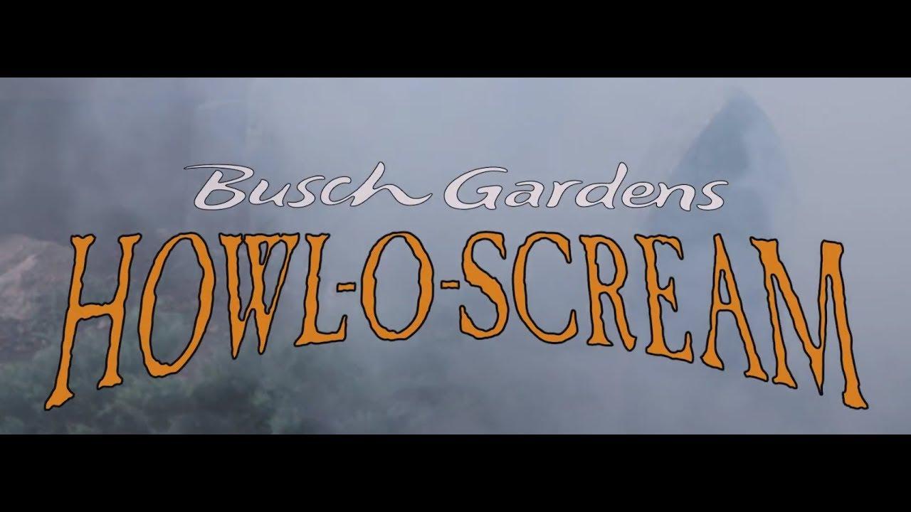 Busch Gardens Howl O Scream, Busch Gardens Williamsburg