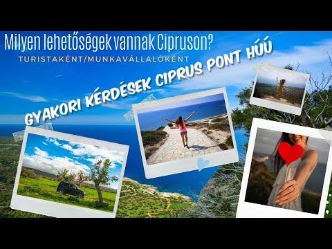 A legjobb búvárkodási és snorkelezési lehetőségek - Ciprus, Európa