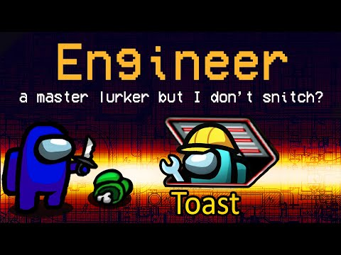 I found the impostor too fast as ENGINEER so I did this... (custom mod)