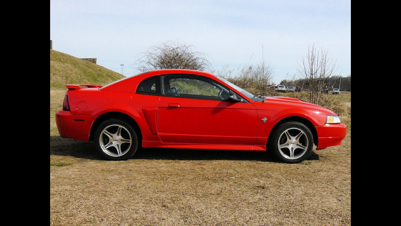 1999 ford mustang gt v8 for sale dx41511a