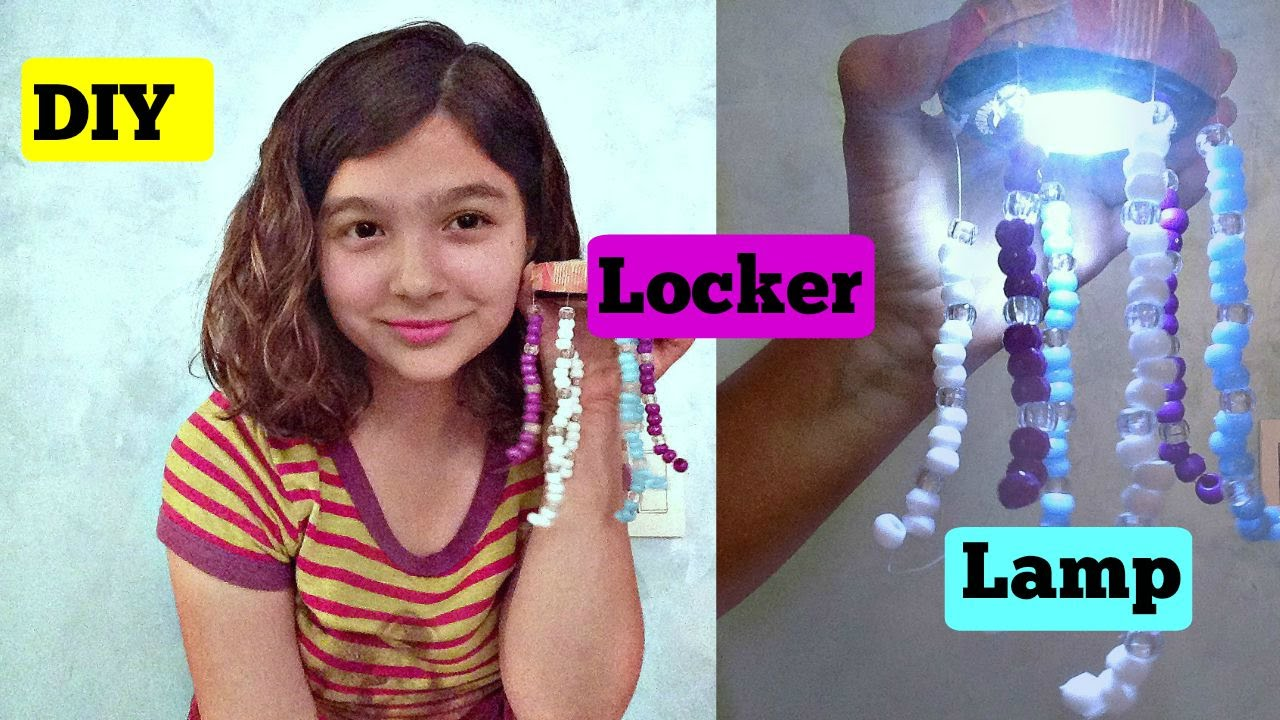 Locker lamp diy youtube locker lamp diy aloadofball Choice Image