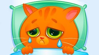 КОТЕНОК БУБУ #70 мультик игра симулятор котика виртуальный питомец видео для детей #КИД #ПУРУМЧАТА