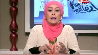 بالفيديو.. هالة فاخر: في رجالة بتاكل وتخلف بس