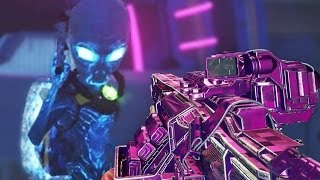 INFINITE WARFARE ZOMBIES - NEW WONDER WEAPONS & MAIN EASTER EGG GAMEPLAY! (ZOMBIES IN SPACELAND)