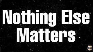 Miley Cyrus ft WATT,Elton John,Yo-Yo Ma,Robert Trujillo,Chad Smith - Nothing Else Matters (Lyrics)