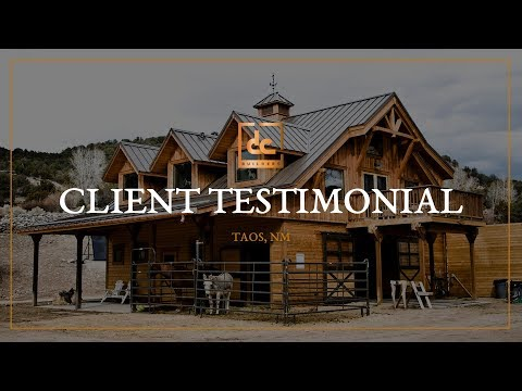 Apartment Barn in Taos, NM | Client Testimonial