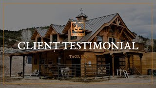 Apartment Barn In Taos, Nm - Client Testimonial | Dc Building