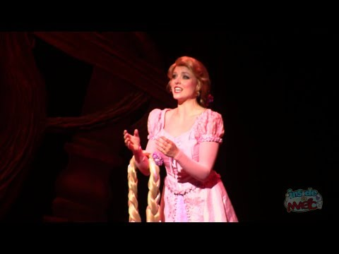 """""""I've Got a Dream"""" from Tangled as performed during """"Wishes"""" on the Disney Fantasy"""
