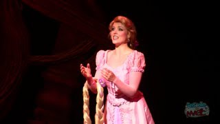 """I've Got a Dream"" from Tangled as performed during ""Wishes"" on the Disney Fantasy"