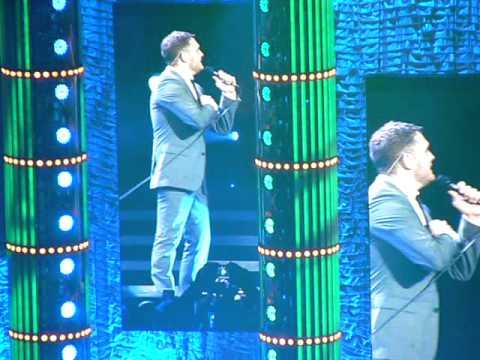 Michael Buble Live - Haven't Met You Yet - Austin, TX.