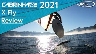 Cabrinha - X (Cross) Fly - 2021 -  Review