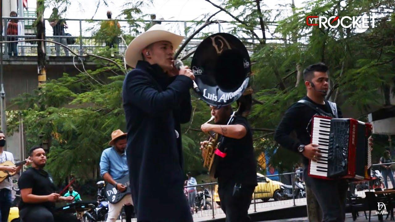 FlashMob - Luis Alfonso | Medellín en Vivo