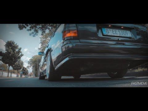 MERCEDES BENZ W124 E36 T 500 HAMMER AMG